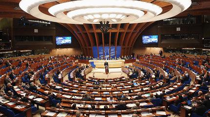 Lietuvos delegacija siekia blokuoti Rusijos atstovų įgaliojimus Europos Tarybos PA