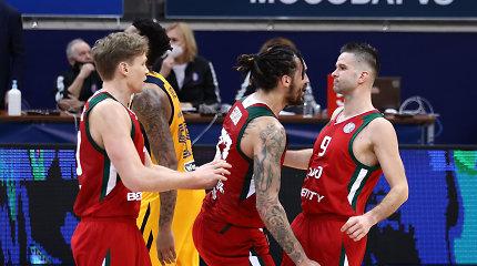 """Lietuviškasis """"Lokomotiv"""" pasiekė gyvybiškai svarbią pergalę Europos taurėje"""