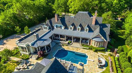 Aktorė Reese Witherspoon namai Nešvilyje už 4,4 mln. dolerių