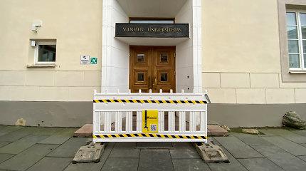 Protestuojantis VU tikisi ramsčio iš Seimo: vieni siūlo, kiti nemato prasmės