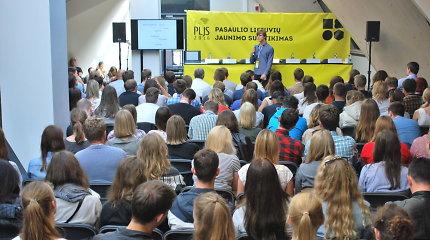 Dėl Pasaulio lietuvių jaunimo suvažiavimo – specialus posėdis Seime