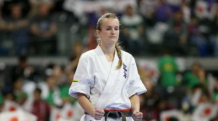 Brigita Gustaitytė – KWU pasaulio čempionė