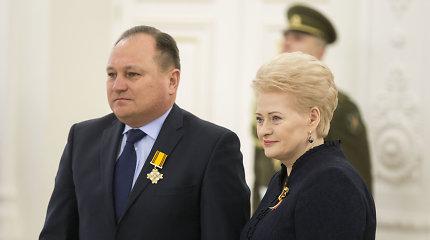 Į LVAT vadovus siūlomą Gintarą Kryževičių Seimas atleido iš LAT teisėjo pareigų