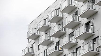 Šiemet butai Vilniuje labiausiai brango senuose rajonuose, mažiausiai – naujuose