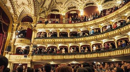 Nauji renginių apribojimai paveiks teatrų veiklą: vieniems nuostolių sumos – milžiniškos, kiti atšaukia spektaklius