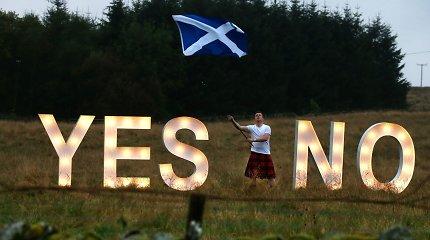 Rytis Satkauskas: Rytas Škotijos kalnuose ir nepriklausomybės kaina