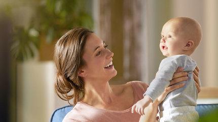 Pilvo diegliukai: kokiais veiksmais galima sumažinti šį naujagimio tėvų košmarą?