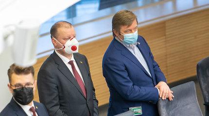 Seimas patvirtino komitetų sudėtį: R.Karbauskis vietoj užsienio reikalų pasirinko švietimą, S.Skvernelis – nacionalinį saugumą