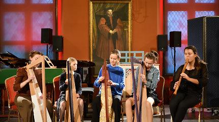 Jubiliejinis edukacinis Šv. Cecilijos senosios muzikos festivalis gerbėjus pasieks virtualiu tiltu
