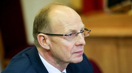 J.Miliaus bylą KT vėl grąžino administraciniam teismui