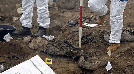 Bosnijoje ir Hercegovinoje aptiktos dvi pilietinio karo aukų kapavietės