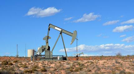 Naftos kainos smuktelėjo, išvakarėse pasiekusios aukščiausią lygį nuo kovo vidurio