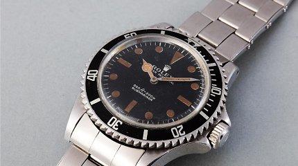 """Iš nuomojamo namo Ramučiuose dingo """"Rolex"""" laikrodis ir 12 tūkst. eurų"""