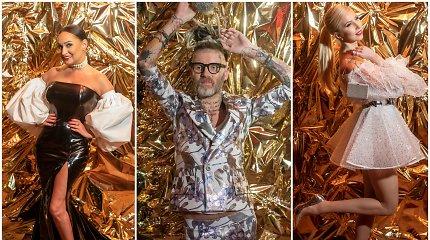 Dizaineris Liutauras Salasevičius surengė kalėdinį vakarėlį: viskas baigėsi šokiais ant baro