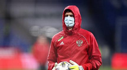 """Gintaro Staučės triukai ir pamokos Rusijos rinktinėje: """"Jis lietuvis ir tuo viskas pasakyta"""""""