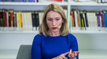 M.Šešelgytė: Europa nėra JAV prioritetas