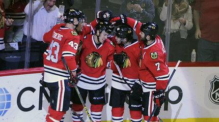 NHL čempionate – čempiono pergalė