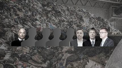 Šiukšlynų milijonieriai: kas pasipelnė iš aukso vertės statybų, pareikalavusių 127 milijonų eurų