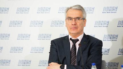 Darbdavių konfederacijos prezidento poste B.Juodką keičia D.Arlauskas