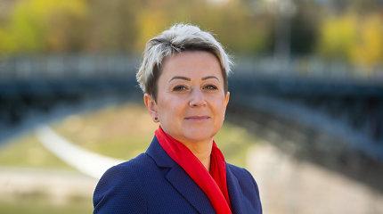 Loreta Soščekienė: Pasislinkite, uniformuoti vyrai ir moterys, yra svarbesnių!