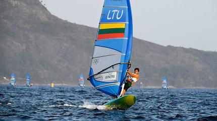 Olimpietis J.Bernotas pasaulio čempionate iškovojo bronzą