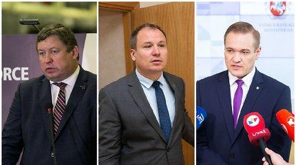Trys ministrai gali krautis daiktus? G.Surplys jau gavo kitų politinių pasiūlymų