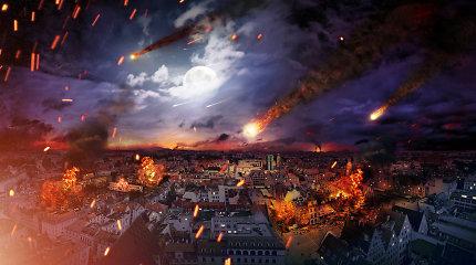 Ką darytų žmonija, sužinojusi apie neišvengiamą pasaulio pabaigą?