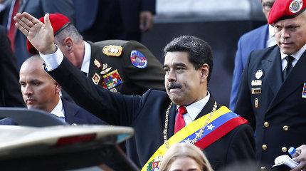 N.Maduro patenkintas derybomis su Rusijos vicepremjeru, tikisi naujų projektų