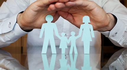 Tarnyba: per penkis šių metų mėnesius įvaikinti 27 be tėvų globos likę vaikai