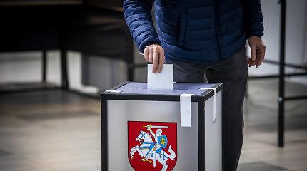 Tauragės apskrityje tiriamas balsų pirkimas, Panevėžyje – neblaivi komisijos vadovė
