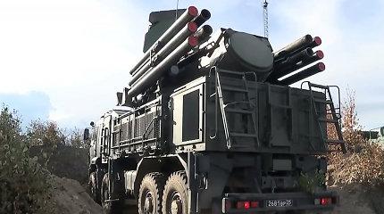 JAV perspėjimai nerūpi: Serbija įsigis rusiškų raketų sistemą