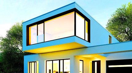 Nuo sausio 1-osios – tik A++ klasės namai, didžiausias dėmesys – energiškai efektyviems langams