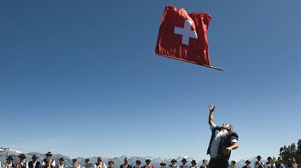 Šveicarija uždarė vieną iš keturių atominių elektrinių