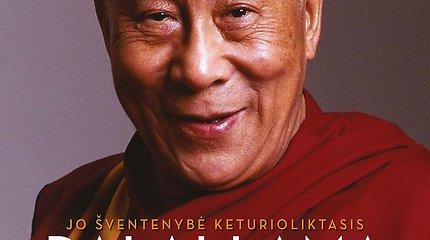 Iliustruota biografija: XIV Dalai Lama – brolis, draugas, lyderis