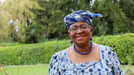 PPO vadove pirmą kartą tapo afrikietė moteris