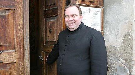 Pas kunigą – išlieti sunkmečio vargų
