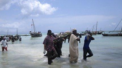 Tragedija prie Tanzanijos krantų: nuskendus keltui žuvo per 100 žmonių