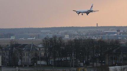 Geronomika: Nauja skrydžių bendrovė žada skraidinti 6–8 kryptimis