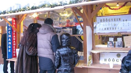 Euras Estijoje: vieni laukia geresnio gyvenimo, kiti bijo kainų augimo (nuotraukos)