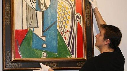 Roterdame pavogtas Picasso paveikslas galimai aptiktas Rumunijoje