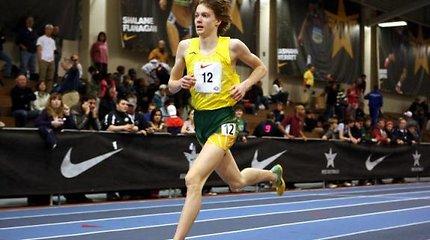 Lietuvis – JAV metų bėgikas