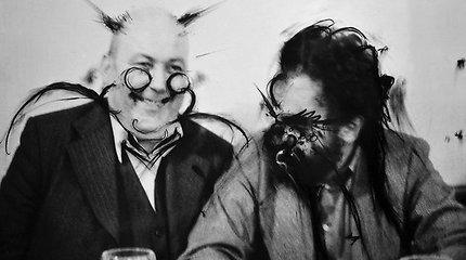 Nacionalinėje dailės galerijoje – kino vakare laukinis Dieterio Rotho genialumas