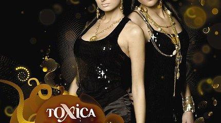 """TOXICA išleido debiutinį albumą """"Meniu"""""""
