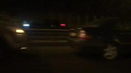 Masinė avarija Geležinio Vilko gatvėje