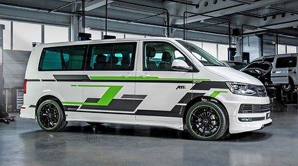 "Naujasis ""VW ABT e-Transporter"""