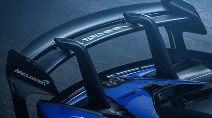 """McLaren Senna GTR"""