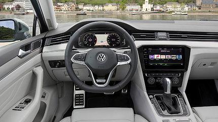 """Atnaujintas """"Volkswagen Passat"""""""