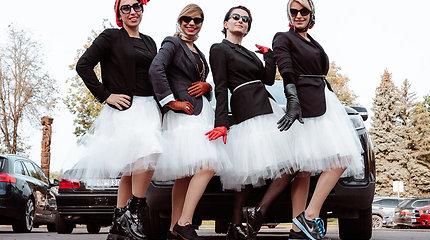 """""""Orlen Ladies GO Rally Elektrėnai 2020"""" orientacinis-pramoginis ralis"""