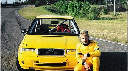 Benedikto Vanago pradžia autosporte