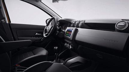 """Naujas """"Dacia Duster"""""""